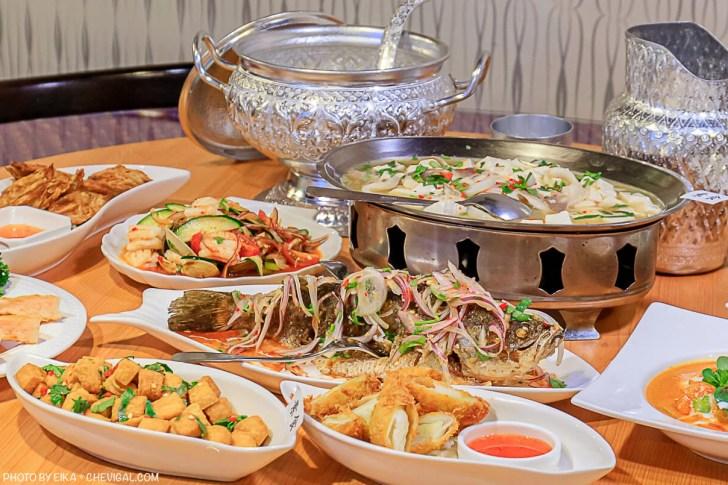 20210225200139 78 - 熱血採訪│台中西區曼谷皇朝泰式料理,平價美味99元起、午餐時段合菜還有85折~