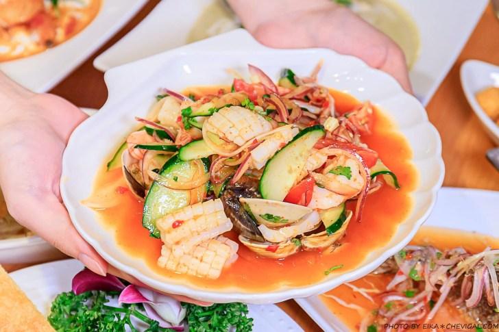 20210225200147 50 - 熱血採訪│台中西區曼谷皇朝泰式料理,平價美味99元起、午餐時段合菜還有85折~