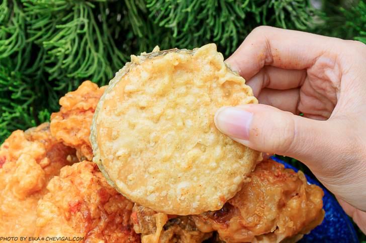 20210227205508 29 - 據說是被麵包耽誤的炸雞店!炸雞肉質水嫩好吃,下午開賣人潮幾乎不間斷~