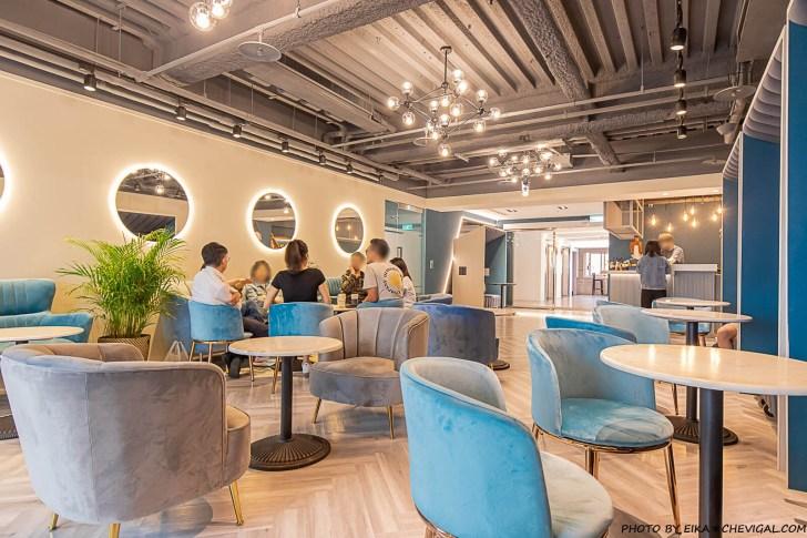 20210406185606 62 - 咖啡任務最新分店超隱密!隱身在商辦大樓裡的質感咖啡廳,27樓可遠眺草悟道與台中街景!