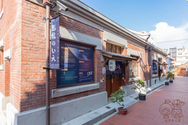 20210910140618 76 - 梧棲文化出張所,台中海線也有小京都!全台第一間合法古蹟民宿,還有美味消暑的冰淇淋好好拍