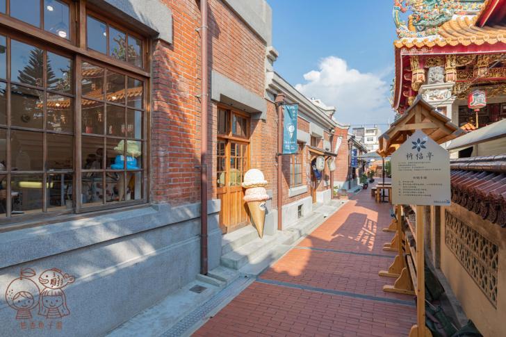 20210910140626 4 - 梧棲文化出張所,台中海線也有小京都!全台第一間合法古蹟民宿,還有美味消暑的冰淇淋好好拍