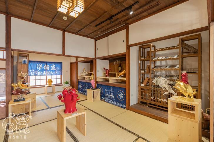 20210910140654 91 - 梧棲文化出張所,台中海線也有小京都!全台第一間合法古蹟民宿,還有美味消暑的冰淇淋好好拍