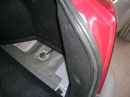 установка парктроника спарк