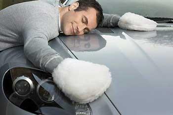 Полировка царапин кузова автомобиля самостоятельно