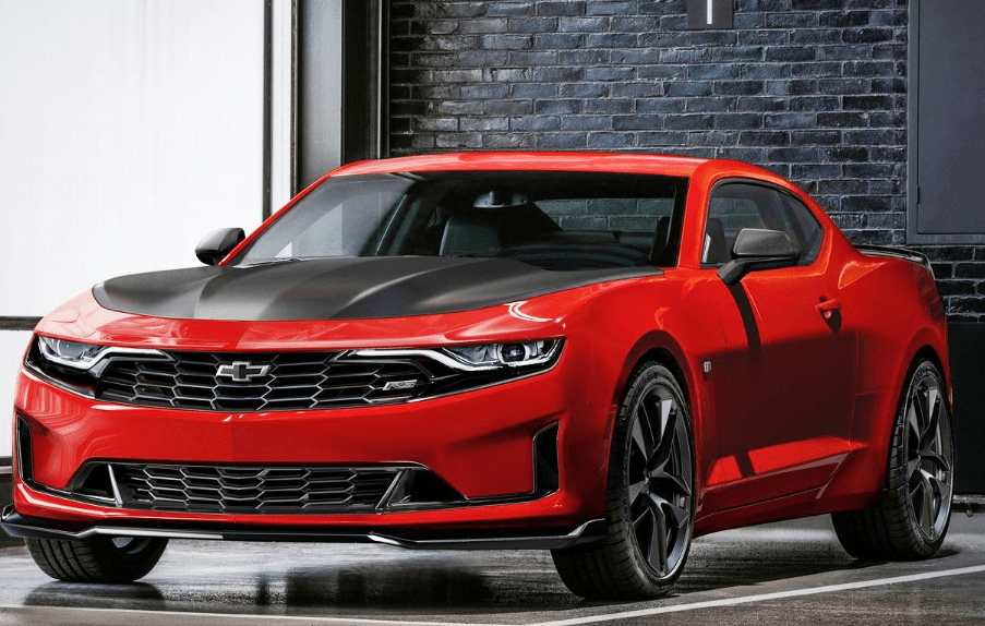 2020 Chevrolet Camaro 2SS Interior – Chevrolet Engine News