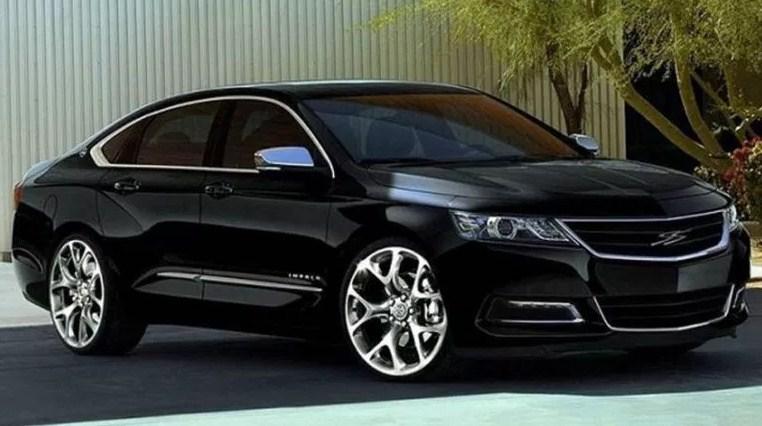 2020 Chevy Impala Redesign Chevrolet Cars Review Release Raiacars Com