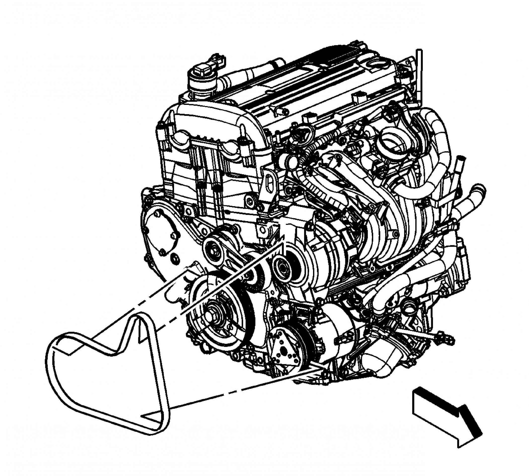2005 Chevy Aveo Serpentine Belt Diagram Gmc Yukon Engine