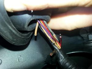 06 Equinox wiring in door jamb broken  Chevrolet Forum