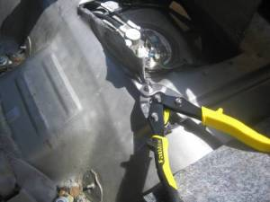 My New Fuel Pump Access Panel  Chevrolet Forum  Chevy