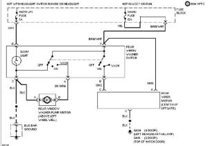 Wiper Motor Circuit Diagram  impremedia