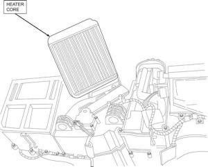 Need work diagram  Silverado Heater Core  Chevrolet