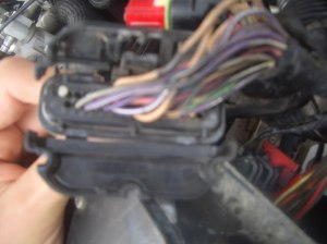 DIYWalkthrough for VCMECU ground wire update  Chevrolet Forum  Chevy Enthusiasts Forums