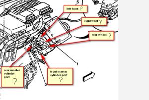 Diagram 2005 Z71 Tahoe Brake Line  Chevrolet Forum