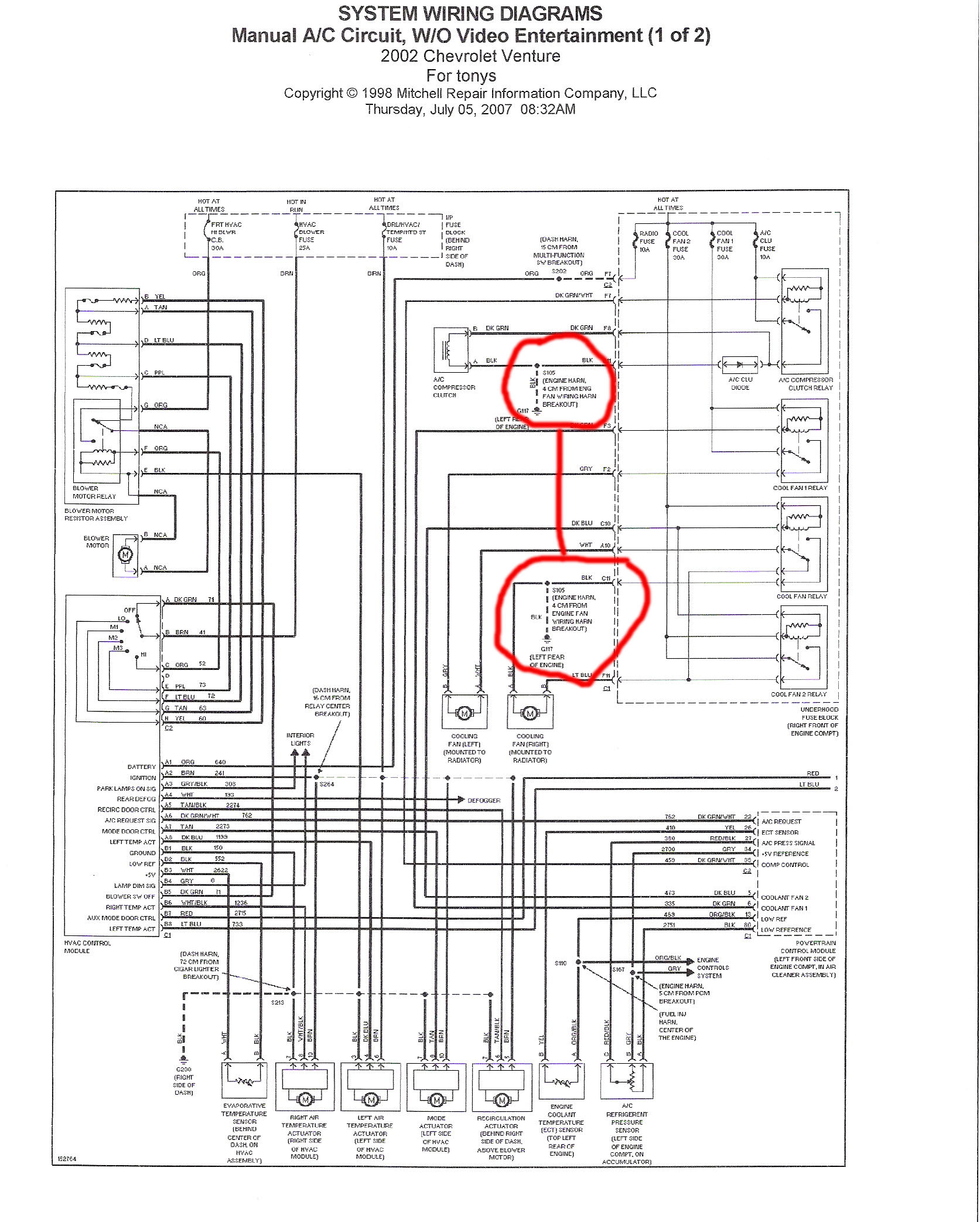 Chevy Sonic Wiring Diagram