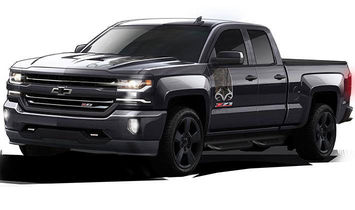 The RealTree Chevrolet Silverado is Real Gimmicky - ChevroletForum