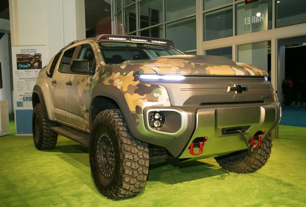 GM, Army Build Badass Combat Beast - ChevroletForum