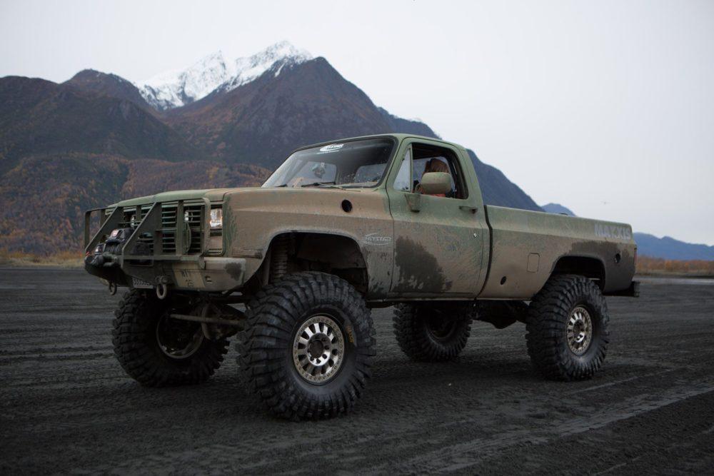 1986 Chevy K30 Gets Badass New Suspension, 42-Inch Tires ...