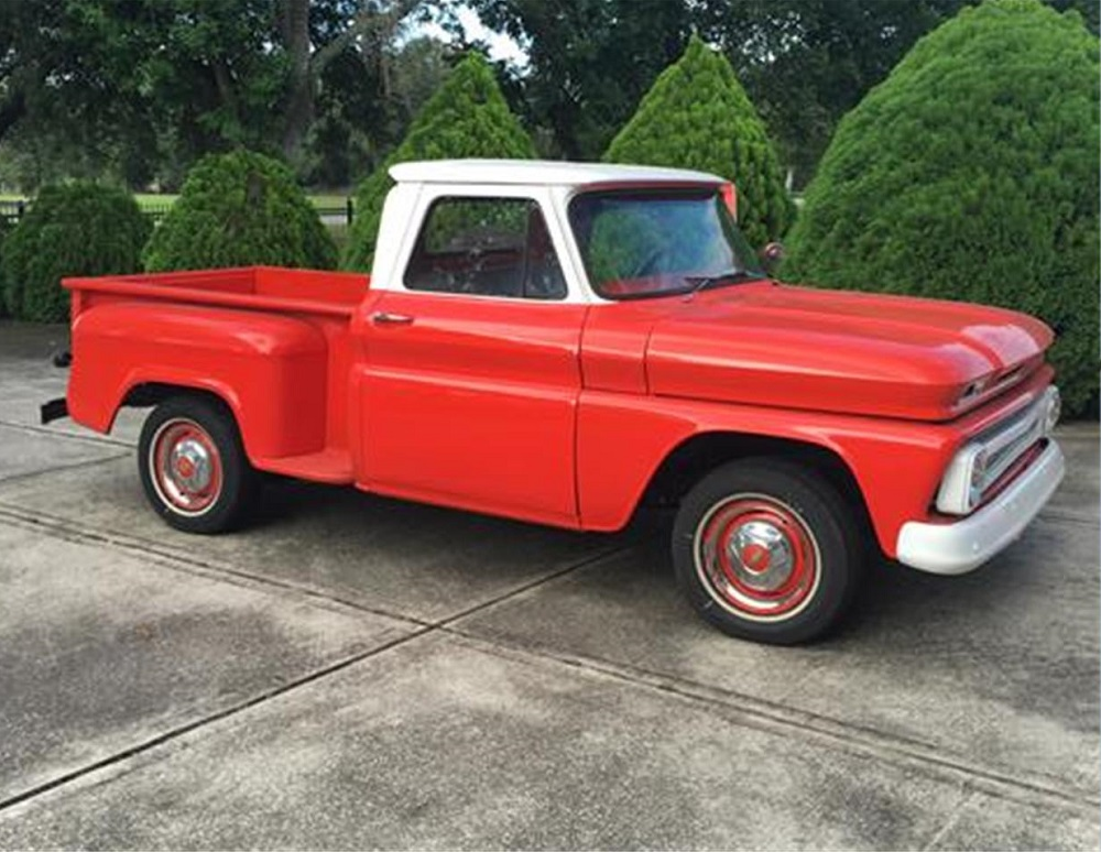 Chevy Monte Carlo 2018 >> 1964 Chevy Truck Proves That Stock Can Be Stunning - ChevroletForum