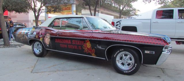 Pat Tillman's 1968 Chevy Impala