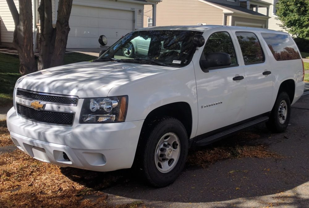 Solving Suburban Service Traction Control Issue - ChevroletForum