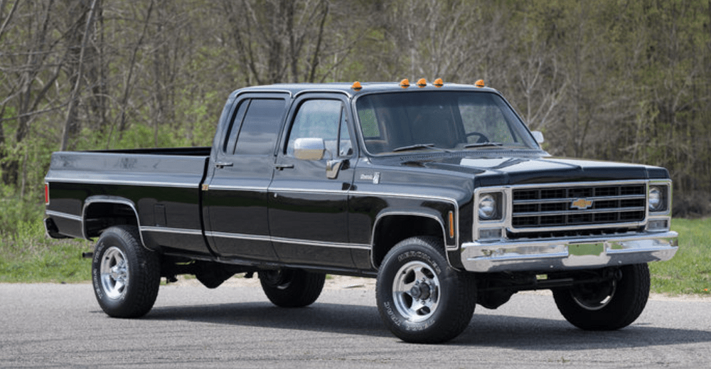 1979 Chevy K30 3+3 Is a Rare, Beautiful Find - ChevroletForum