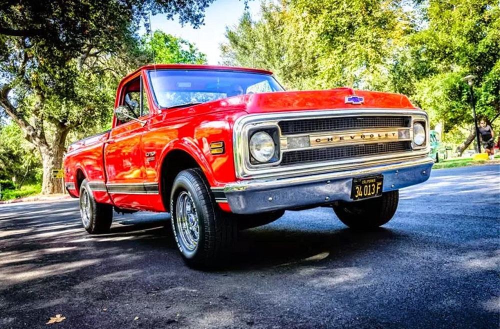 1970 Chevy C10: Poster Child for the Perfect Truck ...