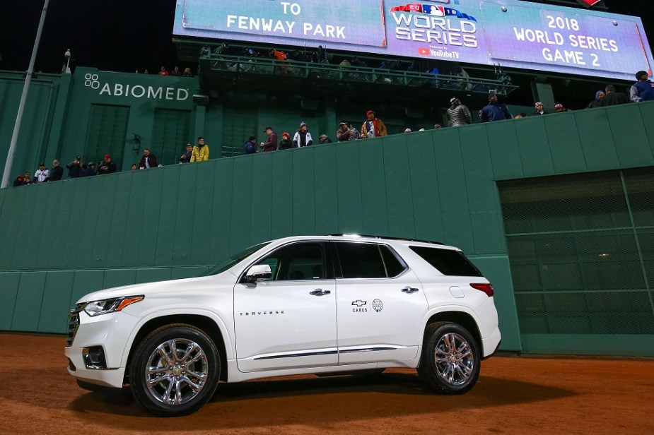 World Series Win: 2019 Chevy Traverse Awarded to Youth