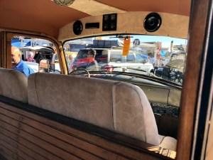 Voodoo Ride 1955 Chevy Van SEMA