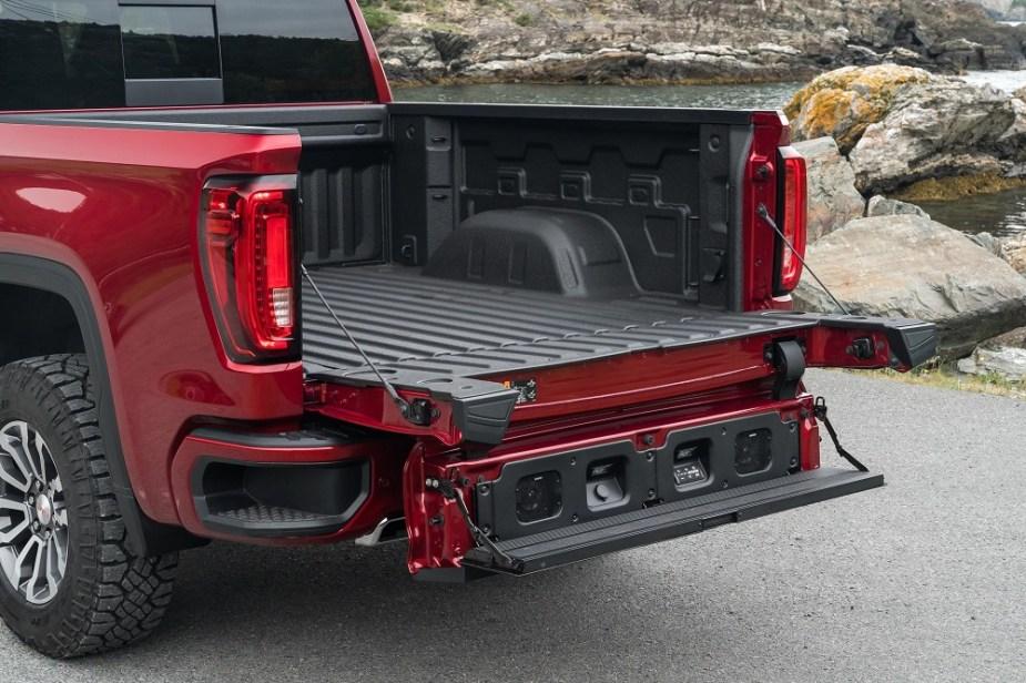 2019 GMC Sierra AT4 Off-Road Package