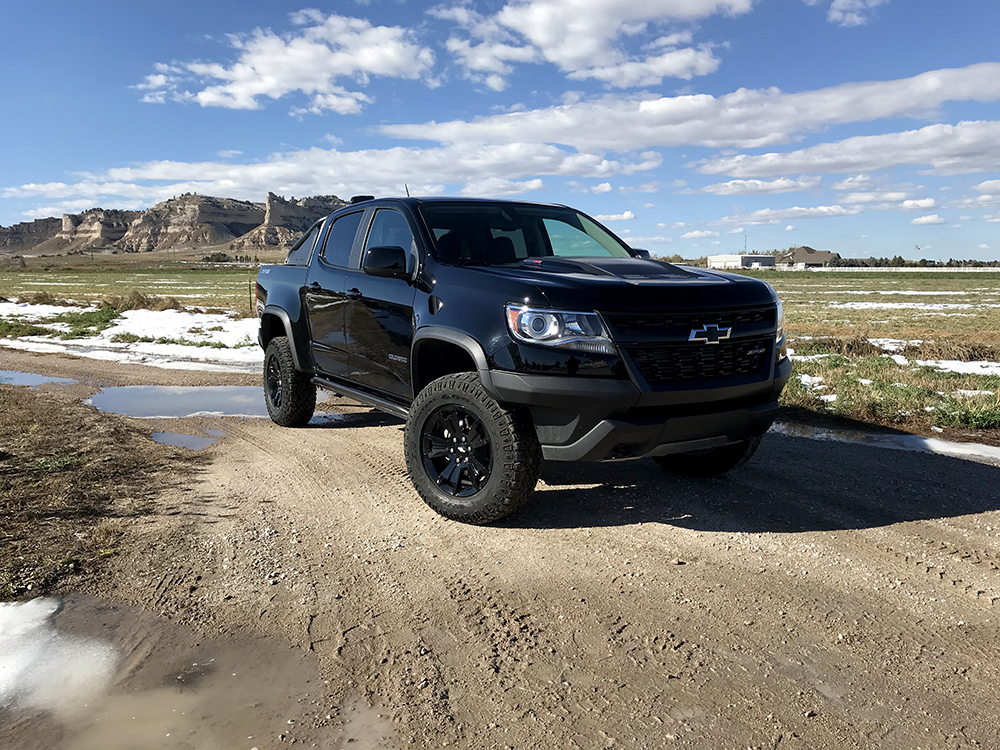 2019 Colorado ZR2 Duramax Diesel: 5 Reasons It Bests the Competition - ChevroletForum