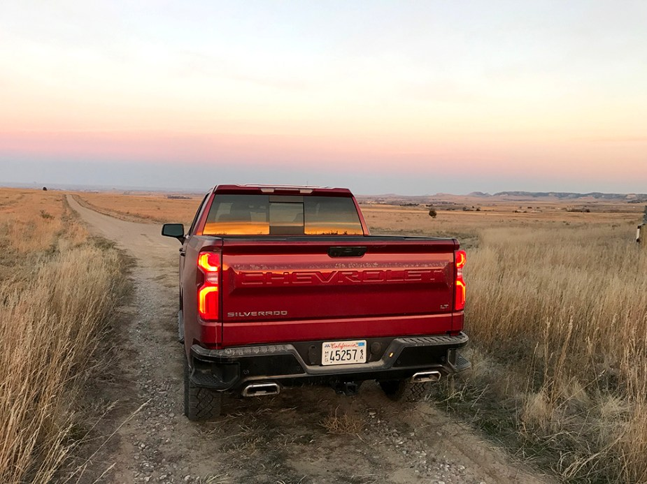 Deer Hunting with a 2019 Chevy Silverado Trail Boss