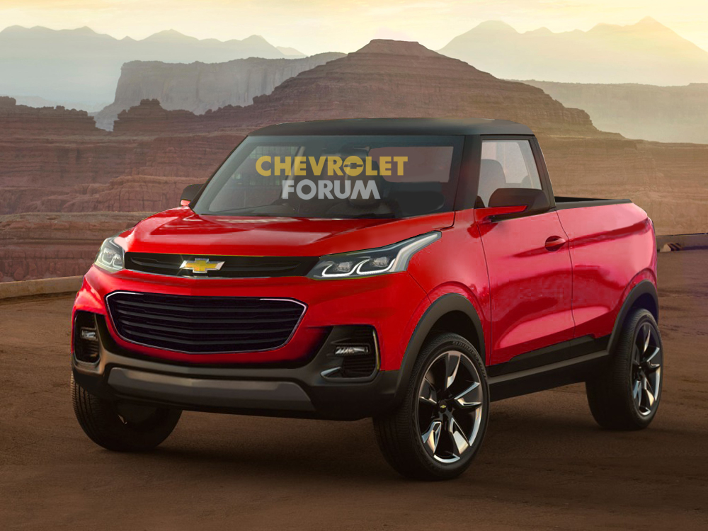 Chevy S New Compact Pickup Truck What To Expect