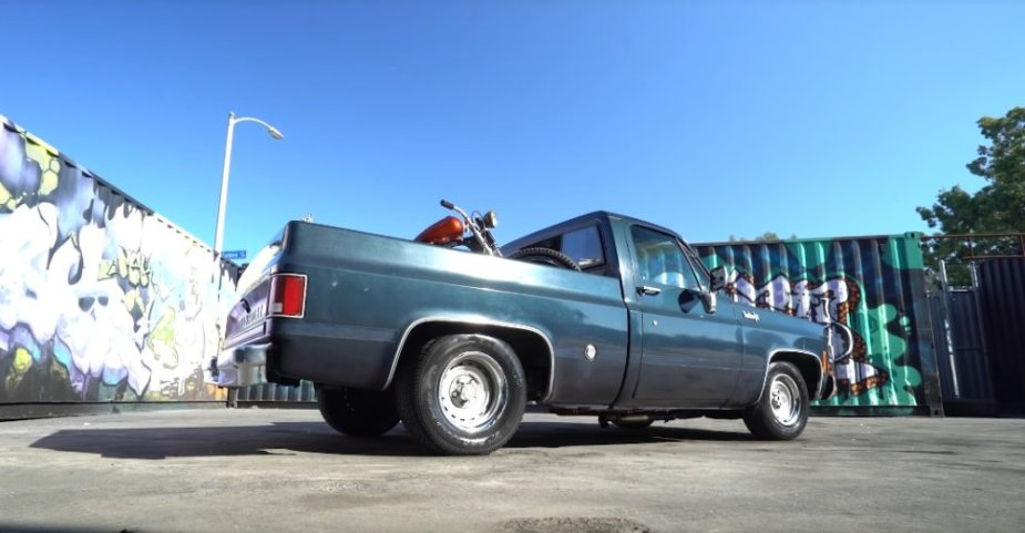 Chevy C10 When Purchased