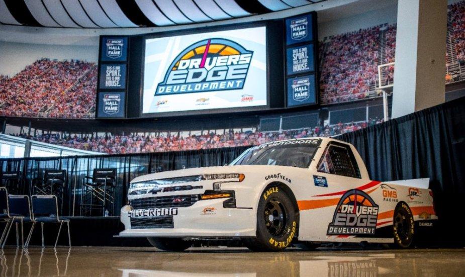 2019 Silverado Race Truck