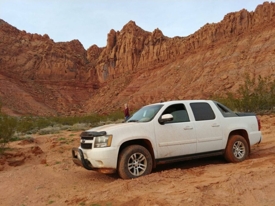 Chevrolet Avalanche in Utah