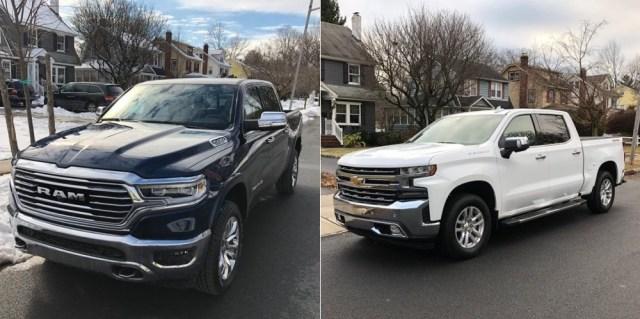 Silverado Ram Comparison