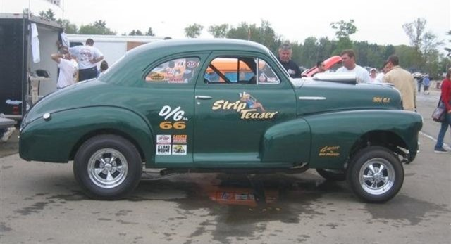 1948 Chevy Fleetmaster Gasser
