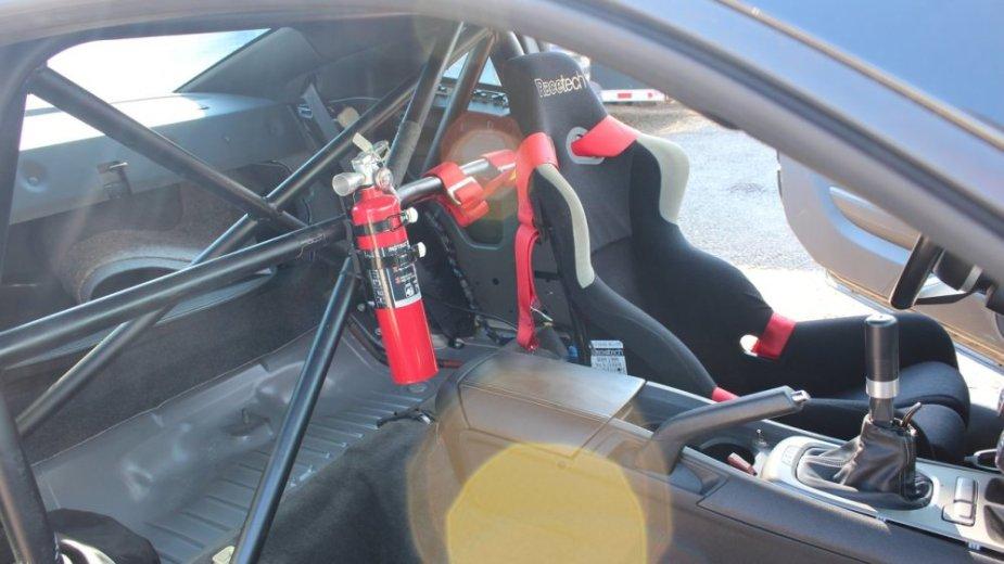 MTI Camaro Seat