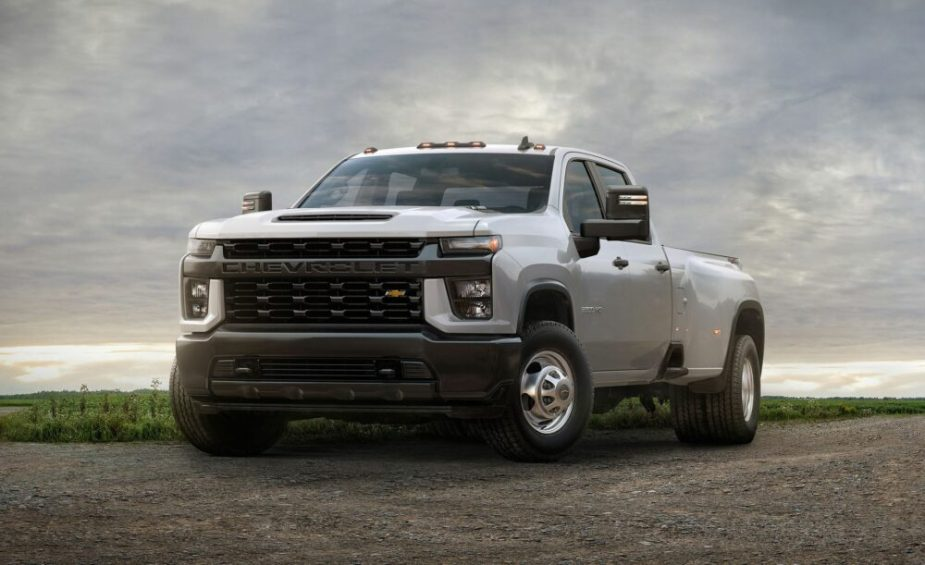 Chevy Announces Prices for 2020 Silverado HD Models ...