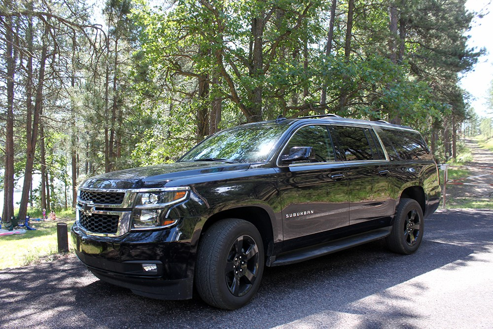 Is the Chevy Suburban Max Tow Package Really Necessary?