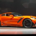 2019 Chevrolet Corvette Stingray Exterior