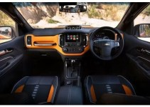 2019 Chevy Chevelle SS Interior
