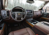 2019 Chevy Silverado 2500HD Interior