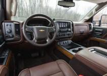 2019 Chevrolet Silverado 2500HD Interior