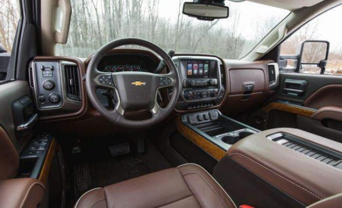 2019 Chevrolet Silverado 2500HD Review And Specs ...