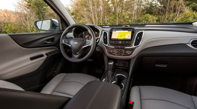 2020 Chevrolet Equinox Interior