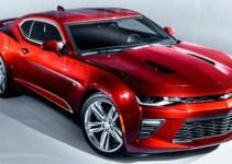 Chevy Reaper Specs >> 2019 Chevrolet Camaro ZL1 Specs, Interior, Price ...