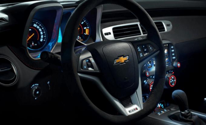 2020 Chevrolet El Camino Interior