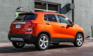 2021 Chevrolet Trax Exterior